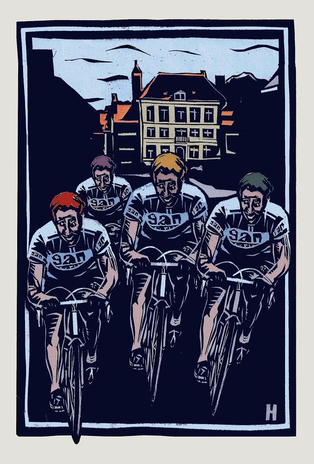 Les Frères Cyclistes